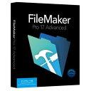 FileMaker Pro 17 Advanced アップグレード 製品画像