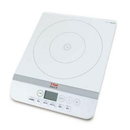 【ポイント10倍!】T-FAL IH2021JP 卓上IH調理器  ホワイト