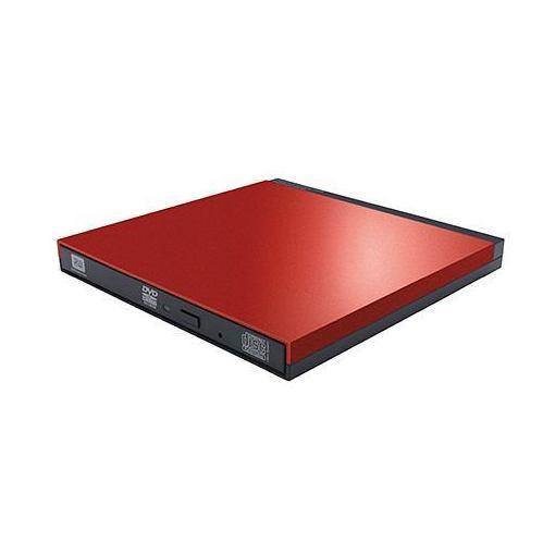【ポイント10倍!4/22(月)20:00~4/26(金)01:59まで】ロジテック LDR-PUE8U3LRD USB3.0搭載 DVDドライブ レッド