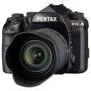 【ポイント5倍!3月23日(土)00:00〜3月26日(火)01:59】ペンタックス K1-MARK2-28105WRLK デジタル一眼カメラ PENTAX K-1 Mark II 28-105WR レンズキット