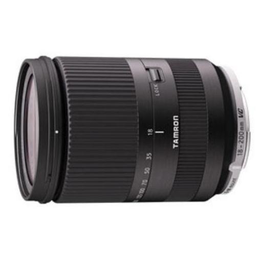 タムロン 交換用レンズ 18-200mm F3.5-6.3 Di III VC(キヤノンMマウント) ブラック
