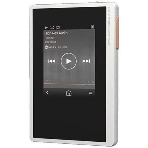 パイオニア XDP-20(W)  デジタルオーディオプレーヤー 「private(プライベート)」 16GB ホワイト