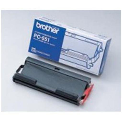 ブラザー FAXリボン PC-551 カセット付リボン42m XEROX