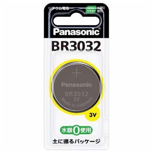 パナソニック コイン形リチウム電池 BR3032 BR3032 1台