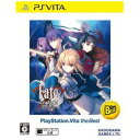【ポイント2倍!11/20(火)0:00〜23:59まで】Fate/stay night [Realta Nua] PlayStation Vita the Best (PsVitaソフト)VLJM-65003