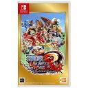 ONE PIECE アンリミテッドワールド R デラックスエディション Nintendo Switch(ニンテンドースイッチソフト) HAC-P-ACL9A