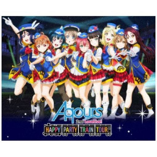 アニメ, その他 101115()00:0023:59BLU-R !!! Aqours 2nd LoveLive! HAPPY PARTY TRAIN TOUR Memorial BOX