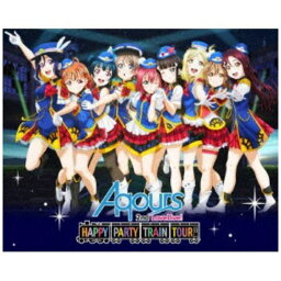 <BLU-R> ラブライブ!サンシャイン!! Aqours 2nd LoveLive! HAPPY PARTY TRAIN TOUR Memorial BOX