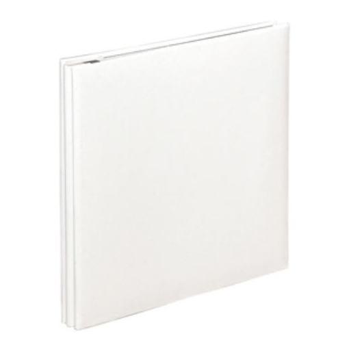 ナカバヤシ デジタルフリーアルバム デミサイズ ホワイト アH-DF-132-W 1冊