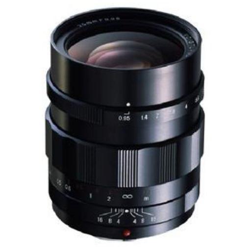 フォクトレンダー 交換用レンズ NOKTON 25mm F0.95(マイクロフォーサーズ)