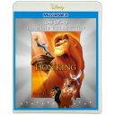 【ポイント10倍!】<BLU-R> ライオン・キング ダイヤモンド・コレクション MovieNEX ブルーレイ+DVDセット