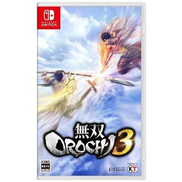 【ポイント10倍!10/5(金)20時〜10/11(木)1:59まで】無双OROCHI3 通常版 Nintendo Switch版 HAC-P-APWNA