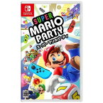 【ポイント10倍!2月25日(火)23:59まで】スーパー マリオパーティ Nintendo Switch HAC-P-ADFJA