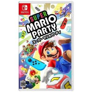 【ポイント10倍!3月30日(月)23:59まで】スーパー マリオパーティ Nintendo Switch HAC-P-ADFJA
