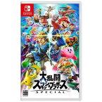 【ポイント10倍!2月25日(火)23:59まで】大乱闘スマッシュブラザーズ SPECIAL Nintendo Switch HAC-P-AAABA