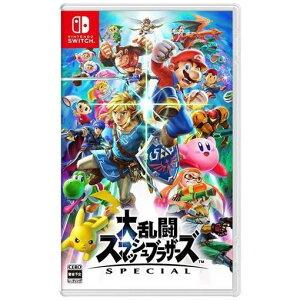 【ポイント10倍!3月30日(月)23:59まで】大乱闘スマッシュブラザーズ SPECIAL Nintendo Switch HAC-P-AAABA