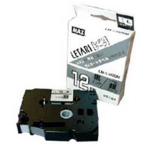 オフィス機器用アクセサリー・部品, ラベルライター用テープ・リフィル MAX 12mm