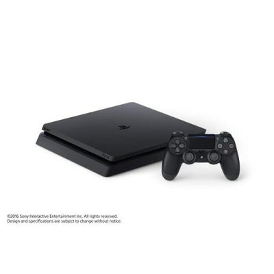 【ポイント10倍!2/1(金)0:00〜23:59まで】PlayStation4 ジェット・ブラック 500GB CUH-2200AB01