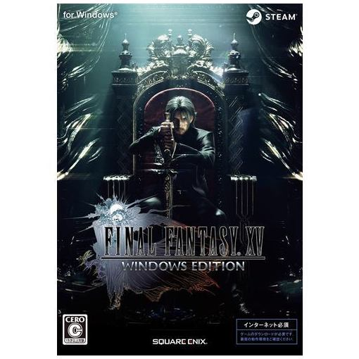 PCソフト, その他 FINAL FANTASY XV WINDOWS EDITION Win