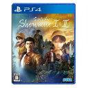 シェンムー I&II 通常版 PS4 PLJM-16225