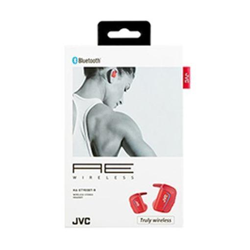 JVCケンウッドHA-ET900BT-Rワイヤレスステレオヘッドセットレッド
