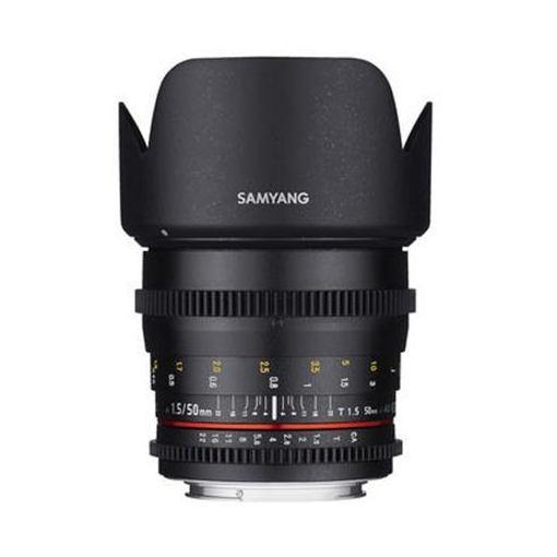 SAMYANG 50mm T1.5 VDSLR AS UMC ソニーα用