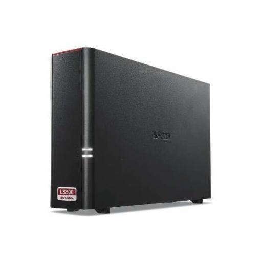 【ポイント10倍!】バッファロー LS510D0401G リンクステーション ネットワーク対応HDD 4TB