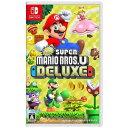【ポイント10倍!】New スーパーマリオブラザーズ U デラックス Nintendo Switch...