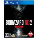BIOHAZARD RE:2 Z Version 通常版 P...