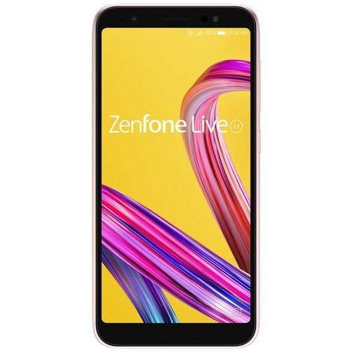 【ポイント10倍!5月11日(土)00:00〜5月21日(火)1:59まで】ASUS ZA550KL-PK32 SIMフリースマートフォン ZenFone Live L1 ローズピンク