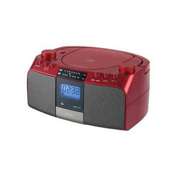 コイズミ SAD-4705/R CDラジオ ラジオ