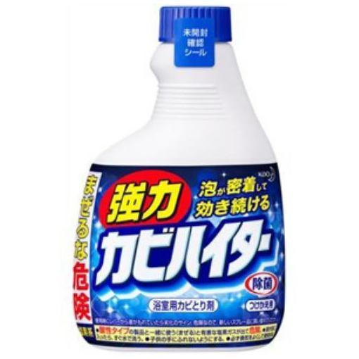 花王 ハイター 強力カビハイター つけかえ用 浴室用カビとり剤 ボトル400ml