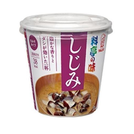 マルコメ カップ 料亭の味 しじみ ×6個