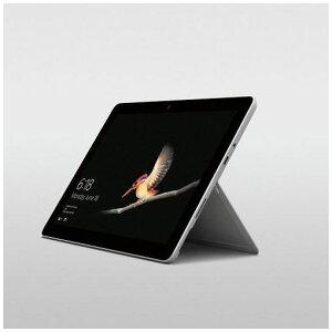 【ポイント10倍!】マイクロソフト MHN-00017 Surface Go 4GB/64GB シルバー