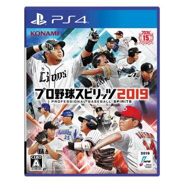 【ポイント10倍!】プロ野球スピリッツ2019 PS4 VF028-J1