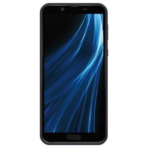 【ポイント10倍!8月20日(火)23:59まで】シャープ SH-M08B SIMフリースマートフォン AQUOS sense2 5.5型 メモリ/ストレージ:3GB/32GB ニュアンスブラック
