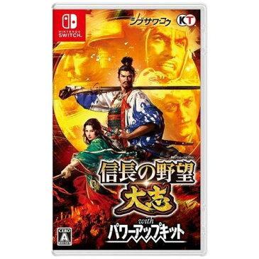 信長の野望・大志 with パワーアップキット 通常版 Nintendo Switch版 HAC-P-AD2DB