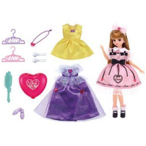 ぬいぐるみ・人形, 着せ替え人形  LD01