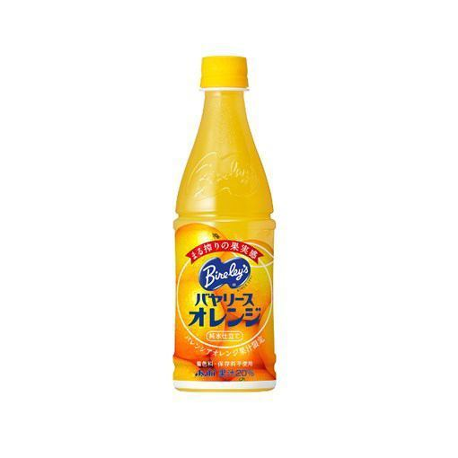 アサヒ飲料 バヤリース 〔 北海道 沖縄県を除く〕 オレンジ 430ml ペットボトル 24本×2 まとめ買い