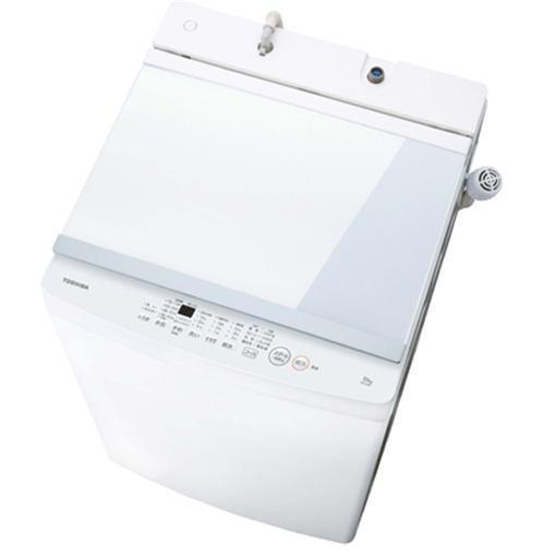 長期保証 洗濯機東芝10KGAW-10M7(W)全自動洗濯機10kgピュアホワイト