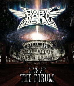 ミュージック, その他 BLU-RBABYMETAL LIVE AT THE FORUM