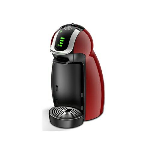 ネスレ MD9747S-CR ドルチェグスト ジェニオアイ 650ml チェリーレッド コーヒーメーカー
