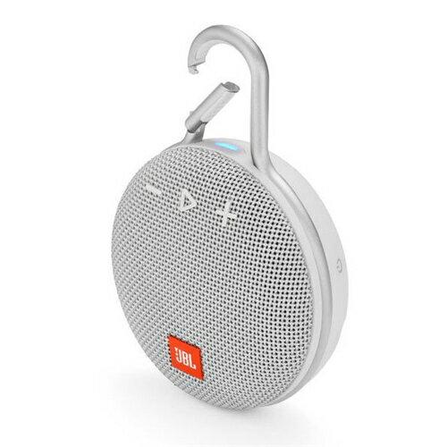 オーディオ, スピーカー JBL JBLCLIP3WHT Bluetooth