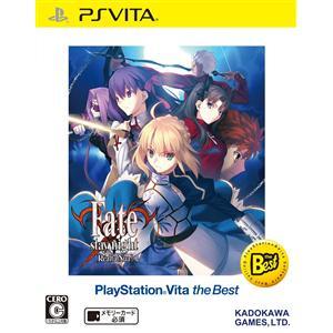 プレイステーション・ヴィータ, ソフト Fatestay night Realta Nua PlayStation Vita the Best