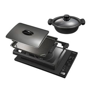 KZ-HP2100-K 卓上IH調理器 IHホットプレート