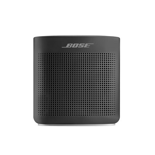 Bose ボーズ ワイヤレススピーカー Bose SoundLink Color Bluetooth speaker II ソフトブラック ボーズ公式ストア