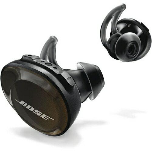 オーディオ, ヘッドホン・イヤホン Bose() SSPORTFREEBLK SoundSport Free wireless headphones