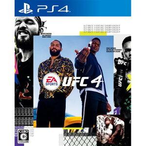 EA SPORTS(TM) UFC(C) 4 PS4 PLJM-16661