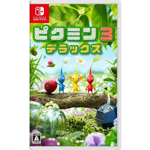 Nintendo Switch, ソフト 3 Nintendo Switch HAC-P-AMPNA