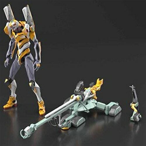 バンダイスピリッツRG汎用ヒト型決戦兵器人造人間エヴァンゲリオン試作零号機DX陽電子砲セット